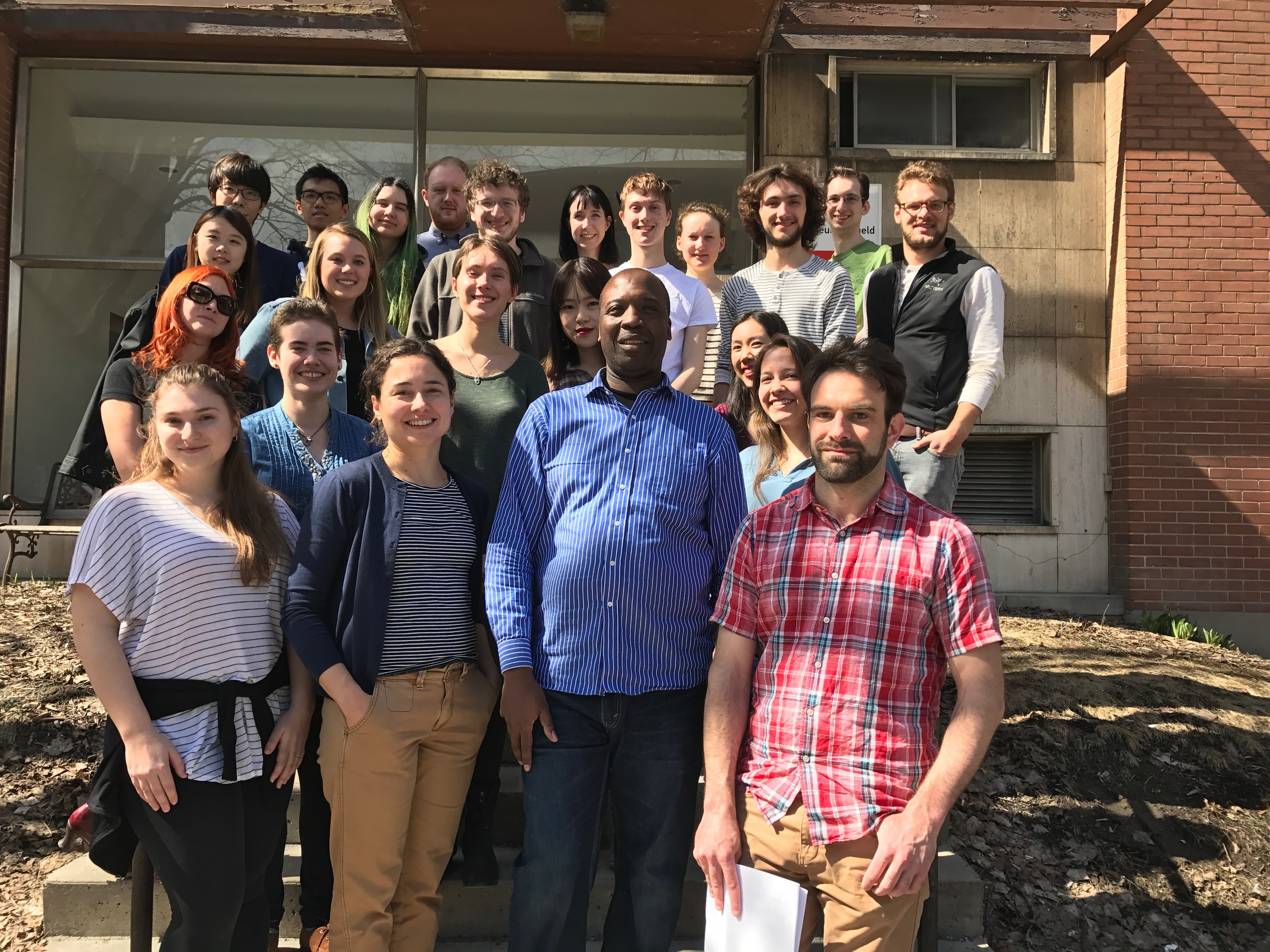 Bobangi Field Methods class photo